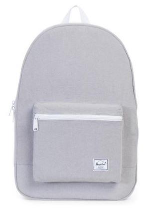 07beabf70cf Cotton Casuals Packable Daypack Grey - Herschel Supply - Shop Noir ...