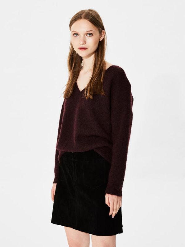 Livana LS Knit - Selected Femme