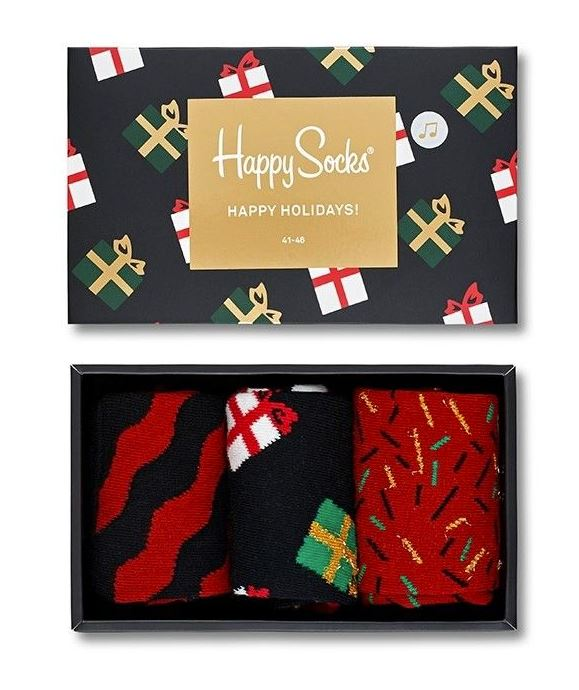 Happy Socks - Holiday Giftbox