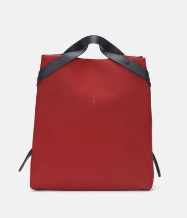 shift bag scarlet - Rains