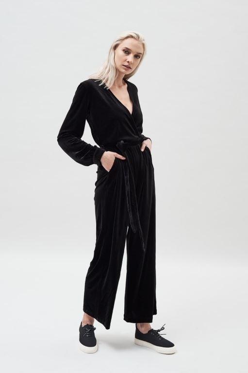 Dr. Denim - Lucida Velvet Jumpsuit