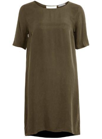 Vila - Viraf 2/4 Sleeve Dress Noos