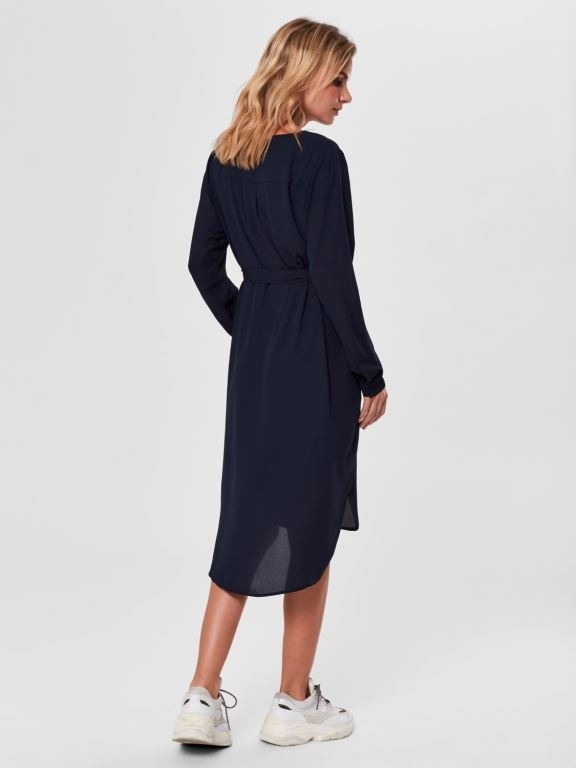 Selected Femme - Dynella LS Dress NOOS