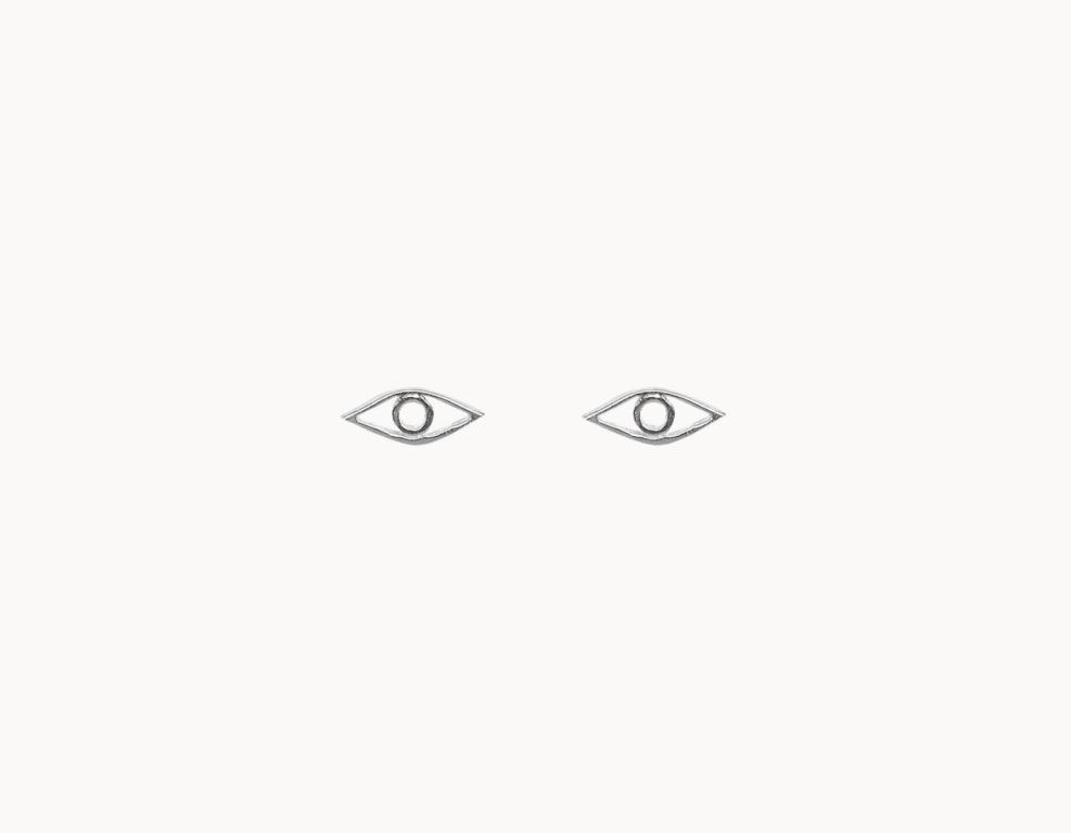 Flawed - Open Eye Studs