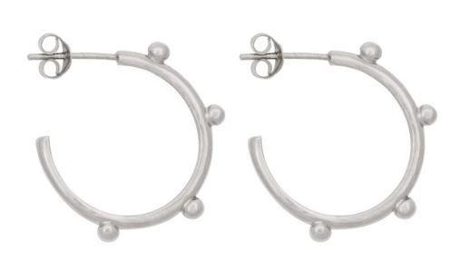 Eline Rosina - Large Dots Hoops
