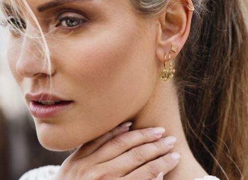Eline Rosina - Tiny Hoops 10mm