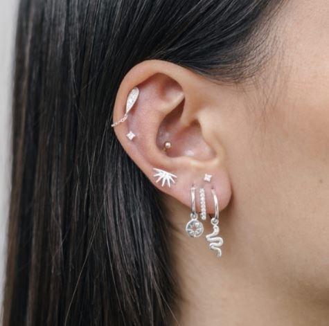 Eline Rosina - Sunrise Earrings