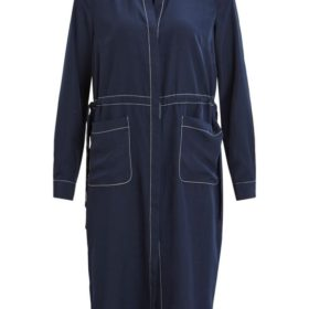 Vila - Visinel L/S Shirt Dress
