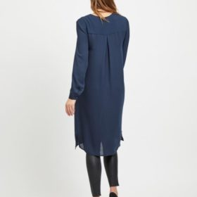 Vila - Vilucy L/S Long Dress