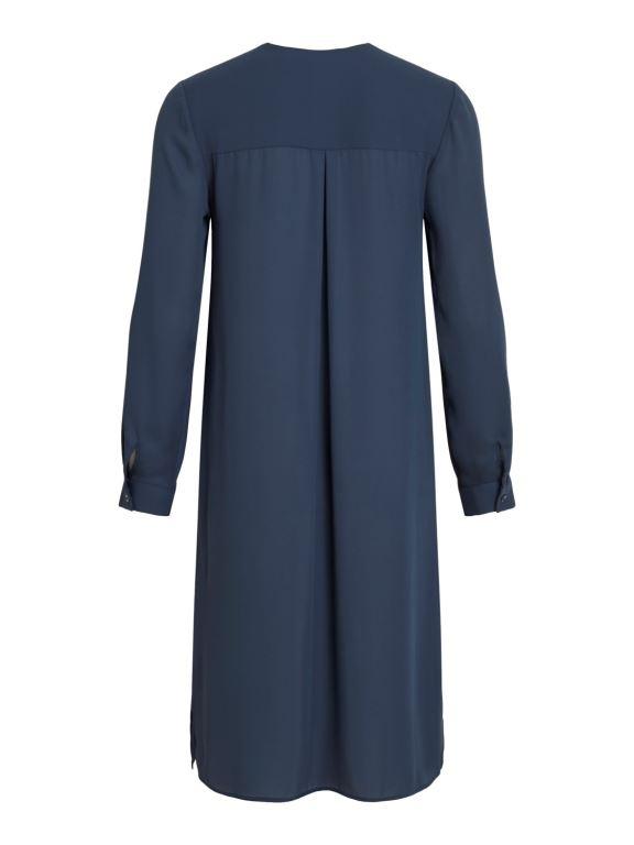 Vila - Vilucy L/S Long Dress