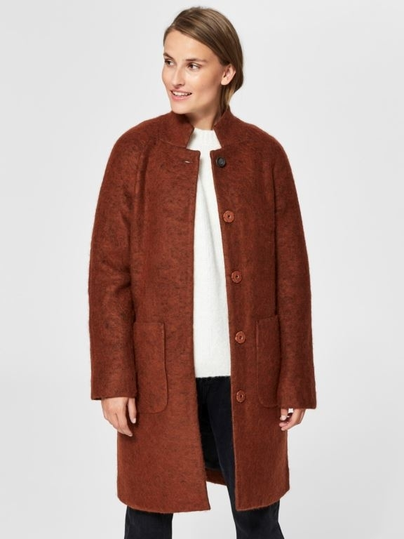 Selected Femme - Nashwill Wool Coat