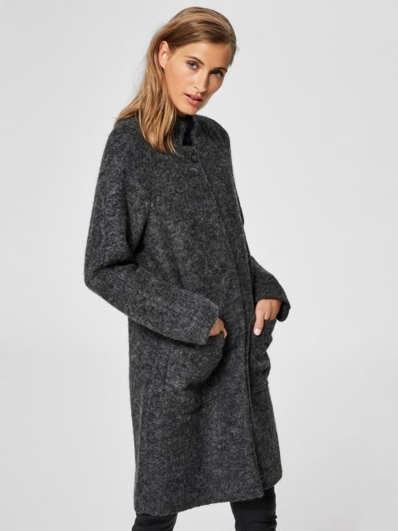 Selected Femme - Nashwill Wool Coat NOOS