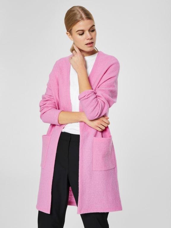 Selected Femme - Darla LS Knit Cardigan