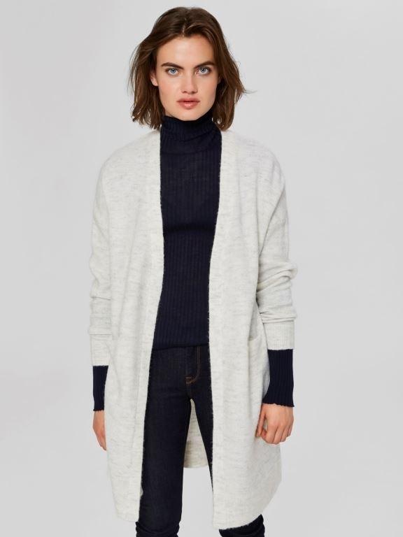 Selected Femme - Enva LS Knit Cardigan