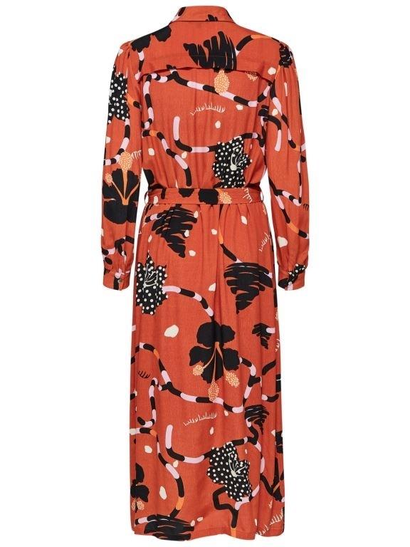 Selected Femme - Kiara LS Midi Dress