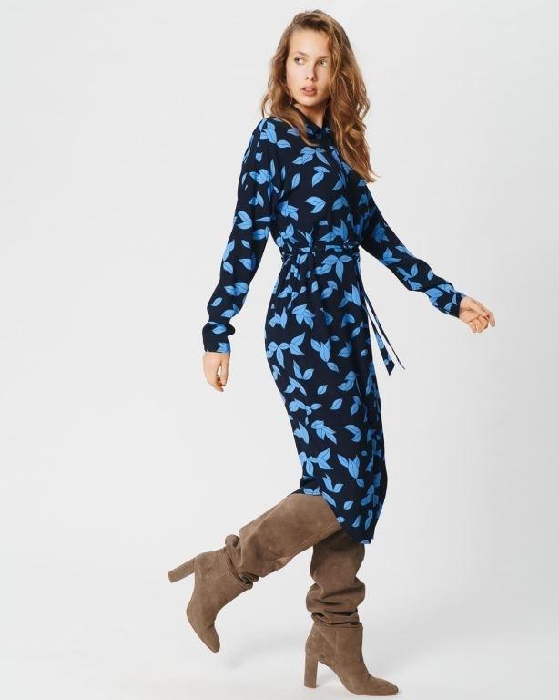 Moss Copenhagen - Amber Genni LS Dress