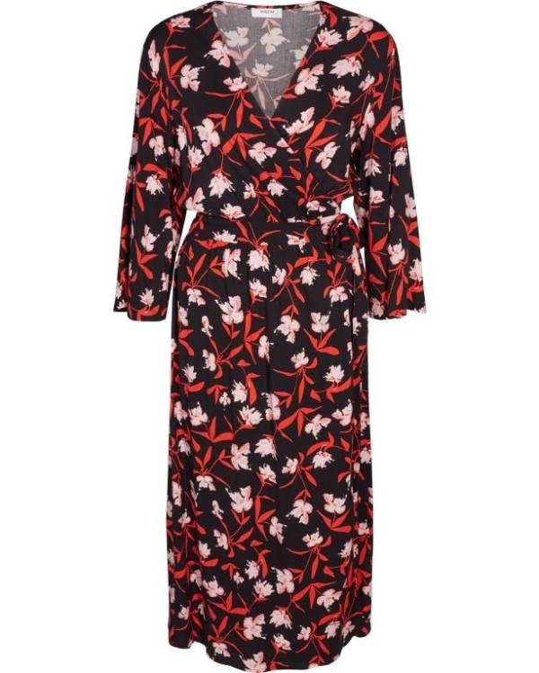 Moss Copenhagen - Adela Wrap Dress