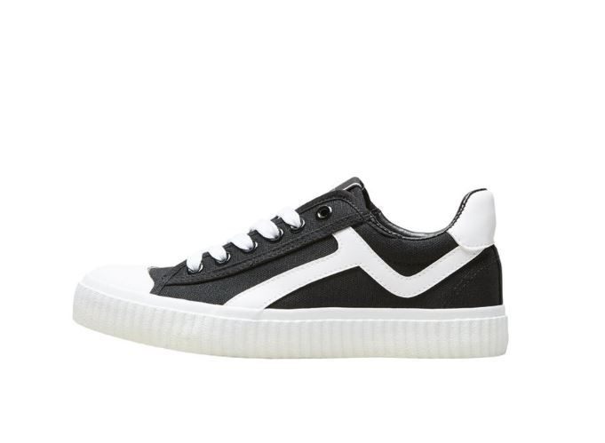Selected Femme - Erica Canvas Trainer