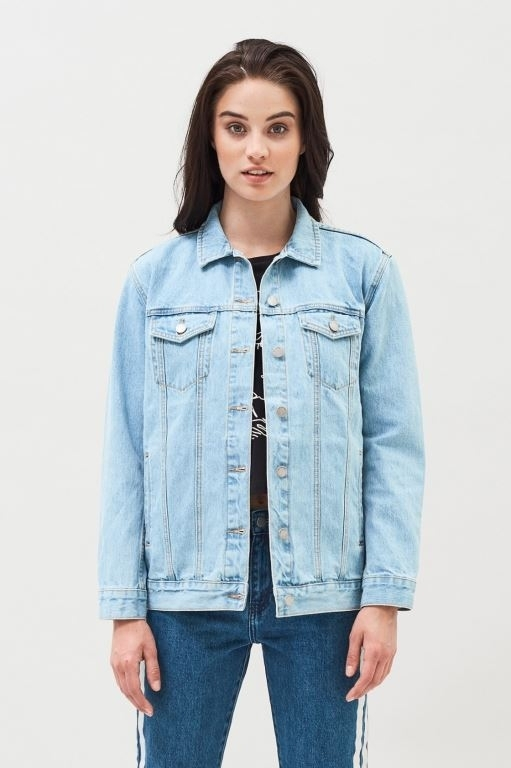 Dr. Denim - River Trucker Jacket