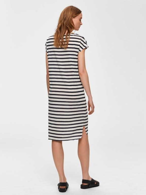 Ivy SS Knee Dress