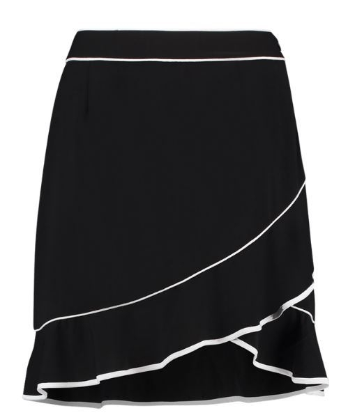 Ceci Solid Skirt