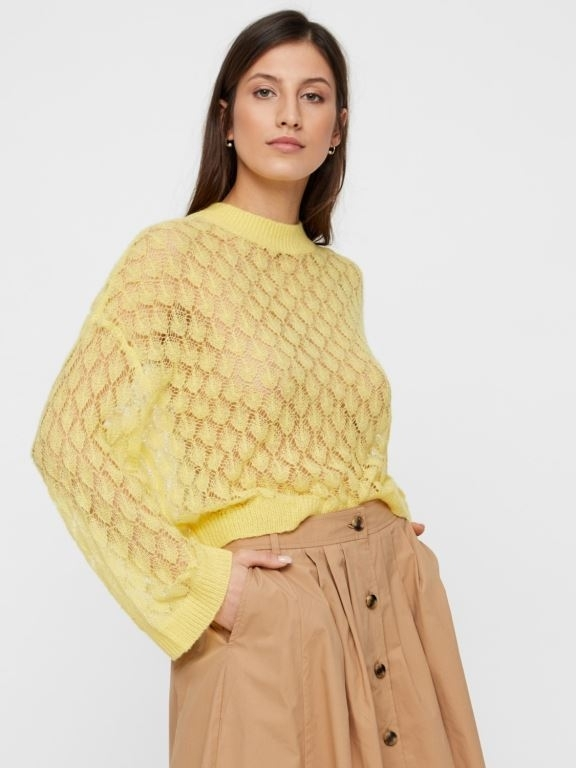 Yasecco Knit Pullover