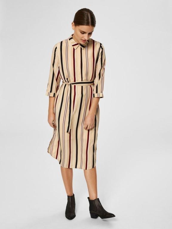 Yvon Shirt Dress