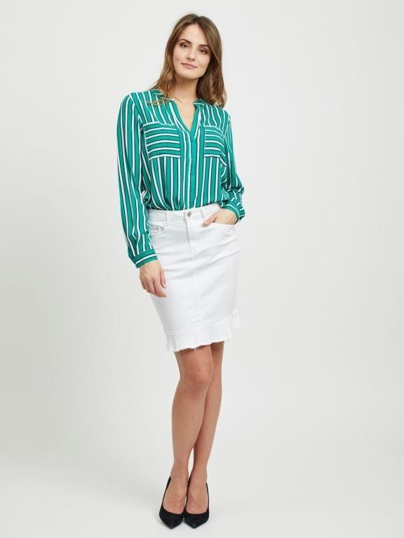 Vilinetta Stripie L/S Shirt