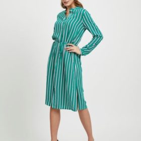 Vila - Vilinetta Stripie L/S Dress