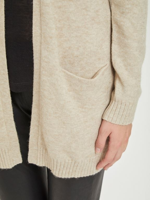 Vila - Viril Open Knit Cardigan