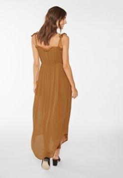 Elina ankle dress