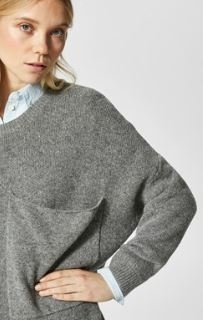 Selected Femme - Molly Knit O-Neck