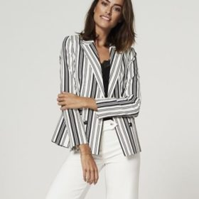 Cella Stripe Blazer