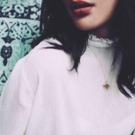 Flawed - Leopard Necklace