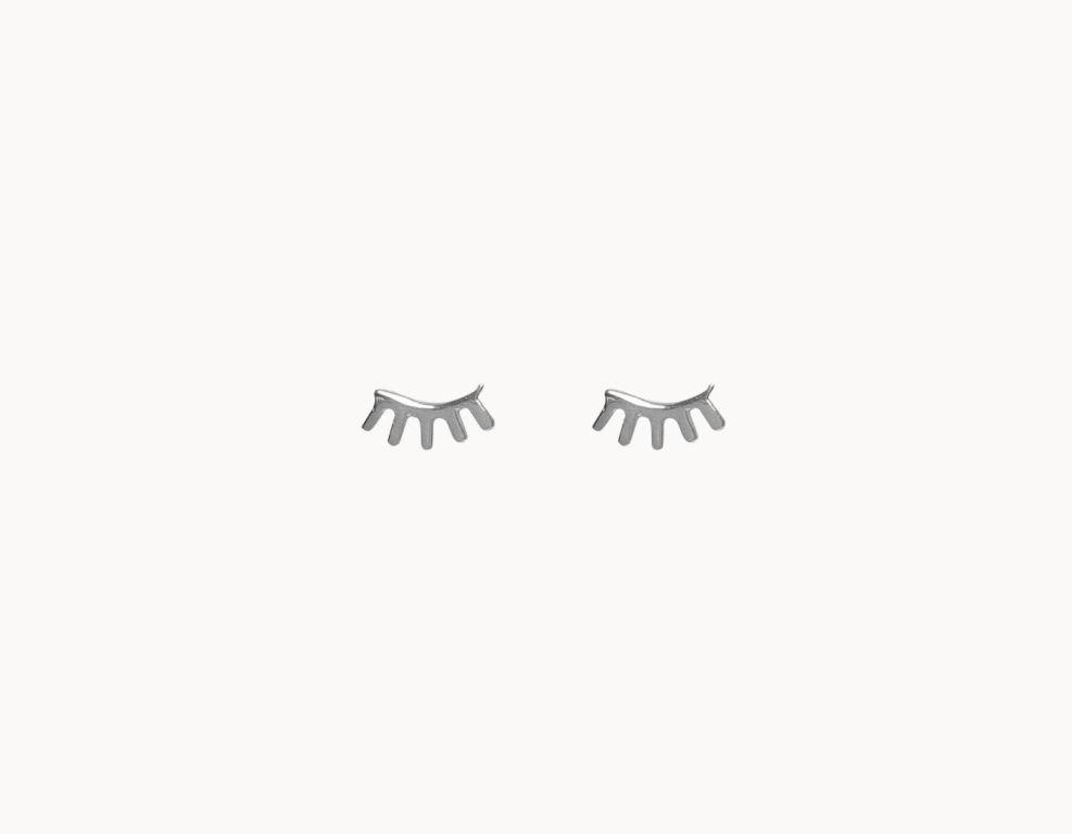 Flawed - Eye Lashes Studs