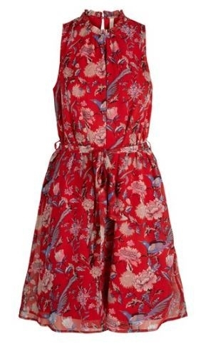Yasoria Halter Dress