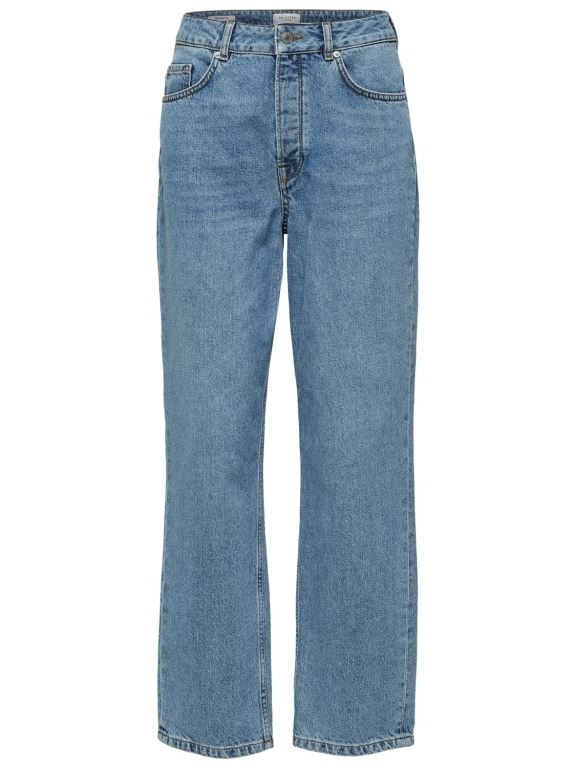 Kate HW Straight Jeans