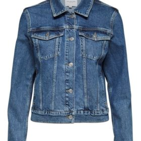 Freja Hayes Blue Denim Jacket