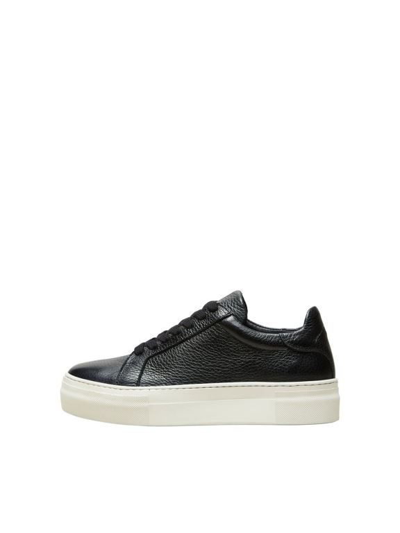 Fanna Leather Trainer B