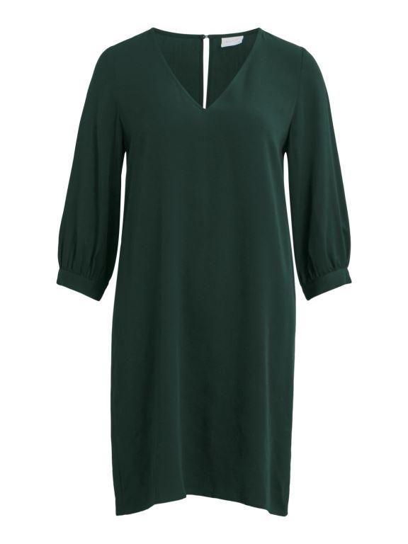Visigga 3/4 Sleeve Dress