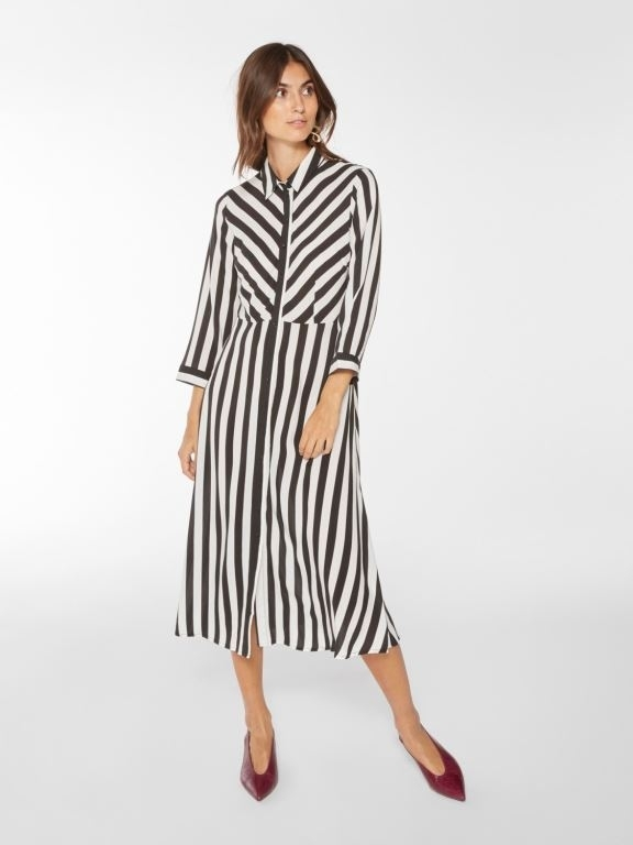 Yassavanna Midi Dress
