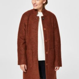 Nashwill Wool Coat