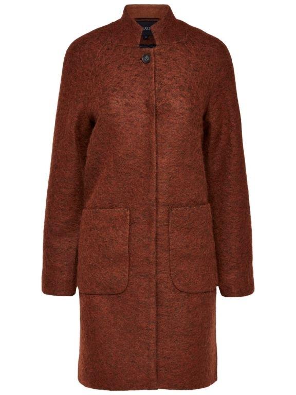 Nashwill Wool Coat