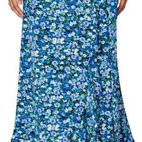 Fey Wrap Skirt