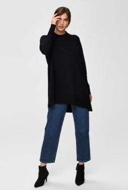 Cosmo Knit Highneck