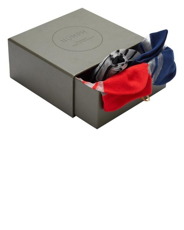 Bryn 3-pack Glitter Socks
