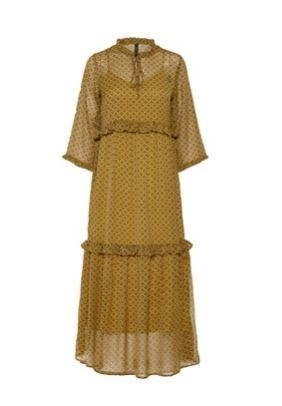 Yastiffani LS Long Dress