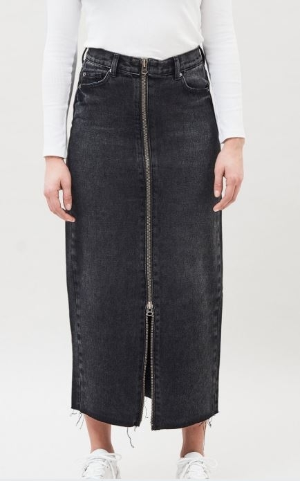 Amantha Denim Skirt