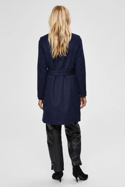 Mea Wool Coat