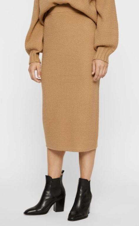 Y.A.S. Yasista HW Knit Skirt